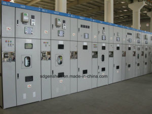 Kyn28A a 12 Type Indoor High Voltage Open Mounted AC Metal Enclosed Switchgear pictures & photos