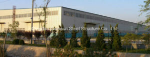 Economical Design Welded Light Warehhouse Steel Construction (SL-0033) pictures & photos