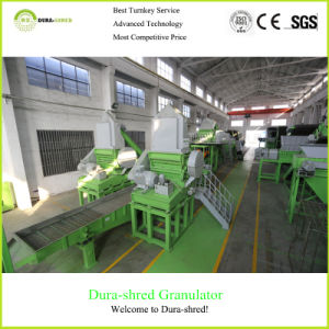 Dura-Shred High Quality Grinding Machine of Waste Tire (TSQ2147X) pictures & photos