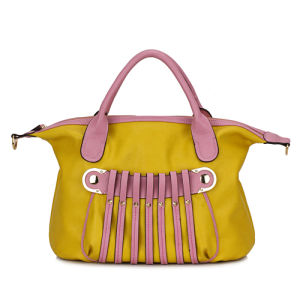 Guangzhou China Wholesale Designer School Ladies Handbags (MBNO034082) pictures & photos