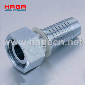 Metric Female 24 Degree Cone O-Ring L. T. Fitting DIN3865 (P20411) pictures & photos
