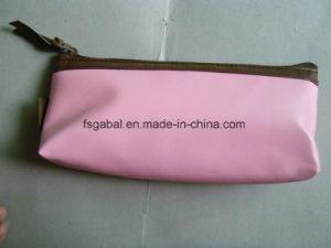 School Use PU Kids Pen Bag Pouch pictures & photos