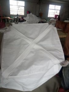 Factory Direct Sale White PP Bulk Bag pictures & photos