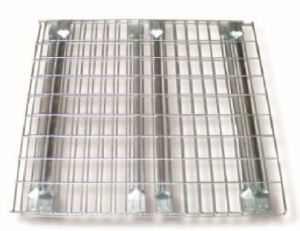 Hot Sale Wire Decking Used on Pallet Rack