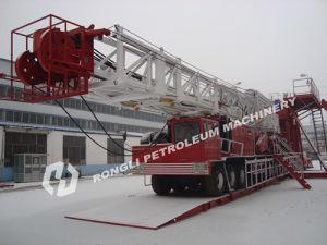 API 2000m 650HP Zj20 Drilling Rig