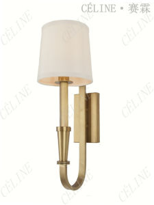 Hot Sale Iron Wall Lamp with Bronze Color (SL2156-1W) pictures & photos