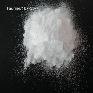 Food Additive: Taurine/CAS No. 107-35-7 pictures & photos