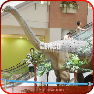 Custom Animatronic Dinosaur Realistic 3D Model pictures & photos