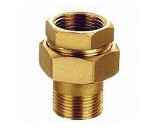 Size Custom Brass/Steel/Stainless Steel/Aluminum Hex Male Female Thread Screw Bushing pictures & photos