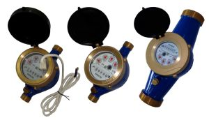 Domestic Reading Control Prepaid Water Flow Meter, Digital Water Flowmeter pictures & photos