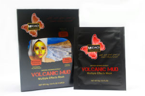Natural Seaweed Extract Volcanic Mud Multiple Effects Mask pictures & photos