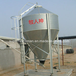 Poultry Equipment Feed Silo for Poultry Farm pictures & photos