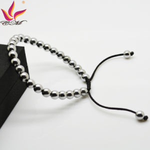 Htb014b Handmade Jewelry Trends Hematite Beads Bracelet Women′s Jewelry Fashion