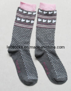 Comfortable High Quality Cotton Women Socks pictures & photos