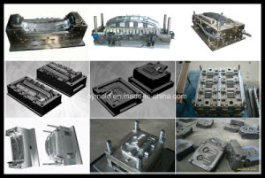 High Precision Plastic Injection Mold for Auto Parts