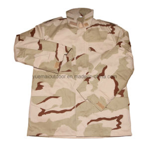 Military Combat Us M65 Field Jacket with Padding pictures & photos