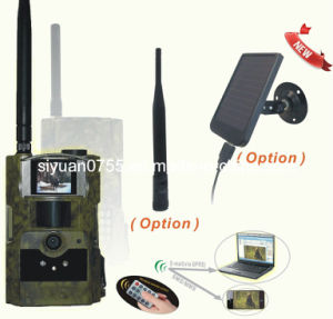 8MP GPRS&MMS Infrared Camera Trap Black IR LED pictures & photos
