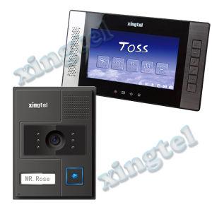 TCP / IP Video Intercom System for Villa (C2+T4)