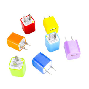 Color USB Power Adaptor for iPod Touch5