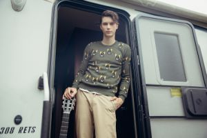 ODM Patterned Pullover Man Sweater Fashion Clothes pictures & photos