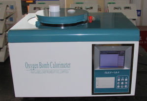 Calorimeter Oxygen Bomb Oxygen Bomb Calorimeter (Ray- 1A+) pictures & photos
