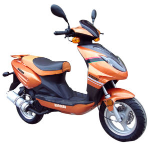 Gas Scooter (BD125T-2A-IX)