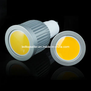 7W/9W GU10 Support Dimmer COB LED Spotlight (SD0119)