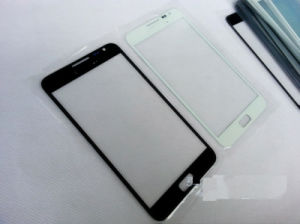 Mobile Phone Touch Screen for Samsung Galaxy I9100 Front Glass Screen Digitizer pictures & photos