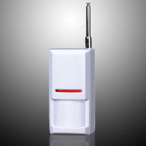 Wireless PIR Intruder Sensor with Long Transmitting Distance: 3-10km (HT-8080-2)