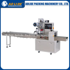 Disposable Towel Packing Machine, Hotel Supplies Packaging Machine Ald-350 pictures & photos