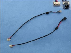 DC Power Jack with Cable for Toshiba (Satellitet130 T135 T135d)