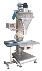 Semi-Automatic Dosing Filling and Packing Machine pictures & photos
