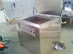 Mega Tank Ultrasonic Cleaning Machine Remove Oil Carbon Degrease pictures & photos