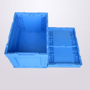 L610xw420xh260mm Plastic Storage Box with 100% Virgin Material pictures & photos