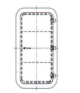 Watertight Door 1