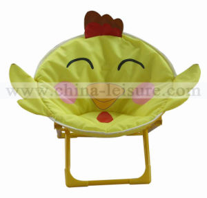 Kids′ Moon Chair with Cartoon Design (NUG-C121-20)