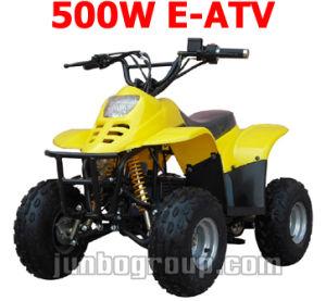 500W Electric Powered ATV, E-Quad (DR105)