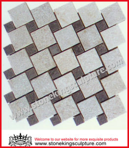 Stone Mosaic Tile, Marble Mosaic (SK-3147) pictures & photos