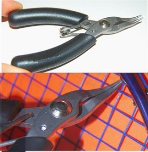 Stringing Machine Tools - Mini Bending Pliers