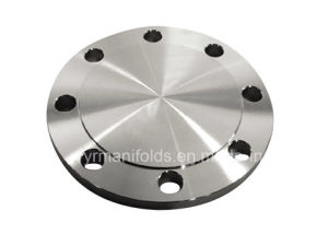 Manifolds, Forged Blind Flange, Stainless Steel, Carbon Steel pictures & photos