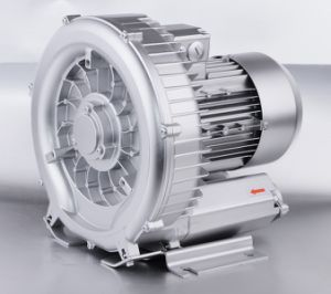 3 Phase 3HP Best Quality High Pressure Side Channel Blower (510H26) pictures & photos
