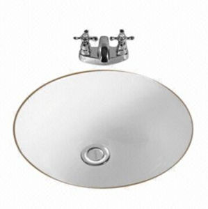 Under Counter Ceramic Washbasin, Ceramic Wash Sinks pictures & photos