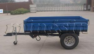 Small Trailer 7C-1.5Y for Walking Tractor pictures & photos