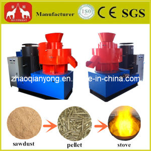 2014 New Design 3-4t/H Big Biomass Wood Sawdust Pellet Press for Sale pictures & photos