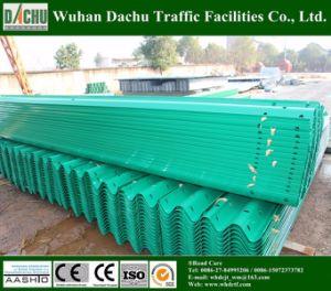 Steel Guardrail Beam Q235 pictures & photos