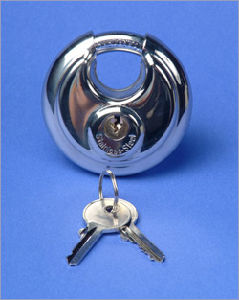 Stainless Steel Disc Lock, Stainless Steel Padlock, Al-70 pictures & photos