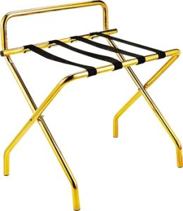 Luggage Rack with Stainless Steel for Guestroom (CJ-15B) pictures & photos