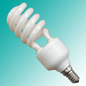 Half Spiral Energy Saving Lamp (φ 9mm)