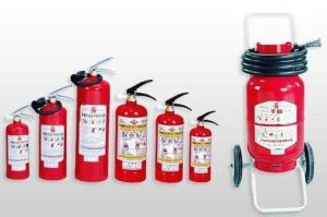ABC Dry Powder Fire Extinguisher/CO2 Fire Extinguisher