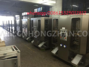 HP2-1000 Double Side Filling Sealing Liquid Packing Machine pictures & photos